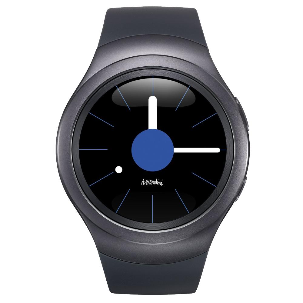 Смарт-часы Samsung Gear S2 Black – цены и скидки 608e69afe095f