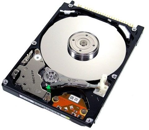 External hard disk data recover