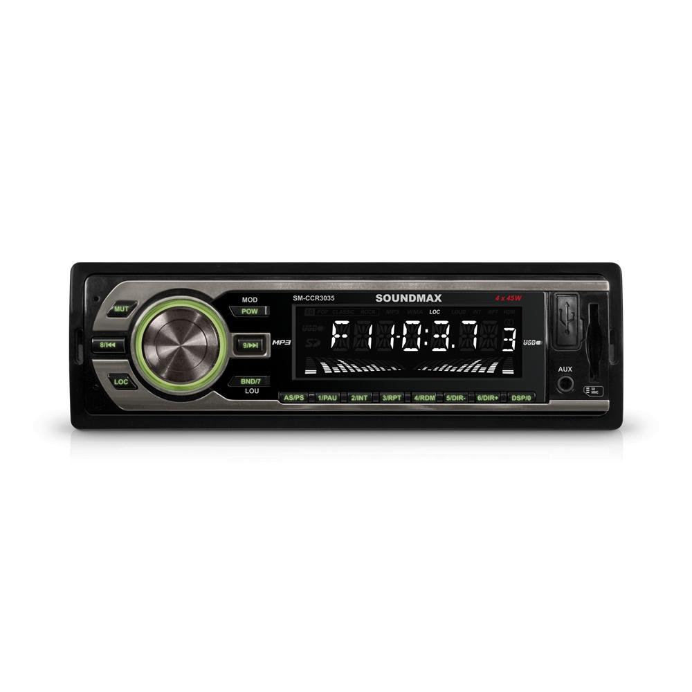 Soundmax sm ccr3033 схема подключения
