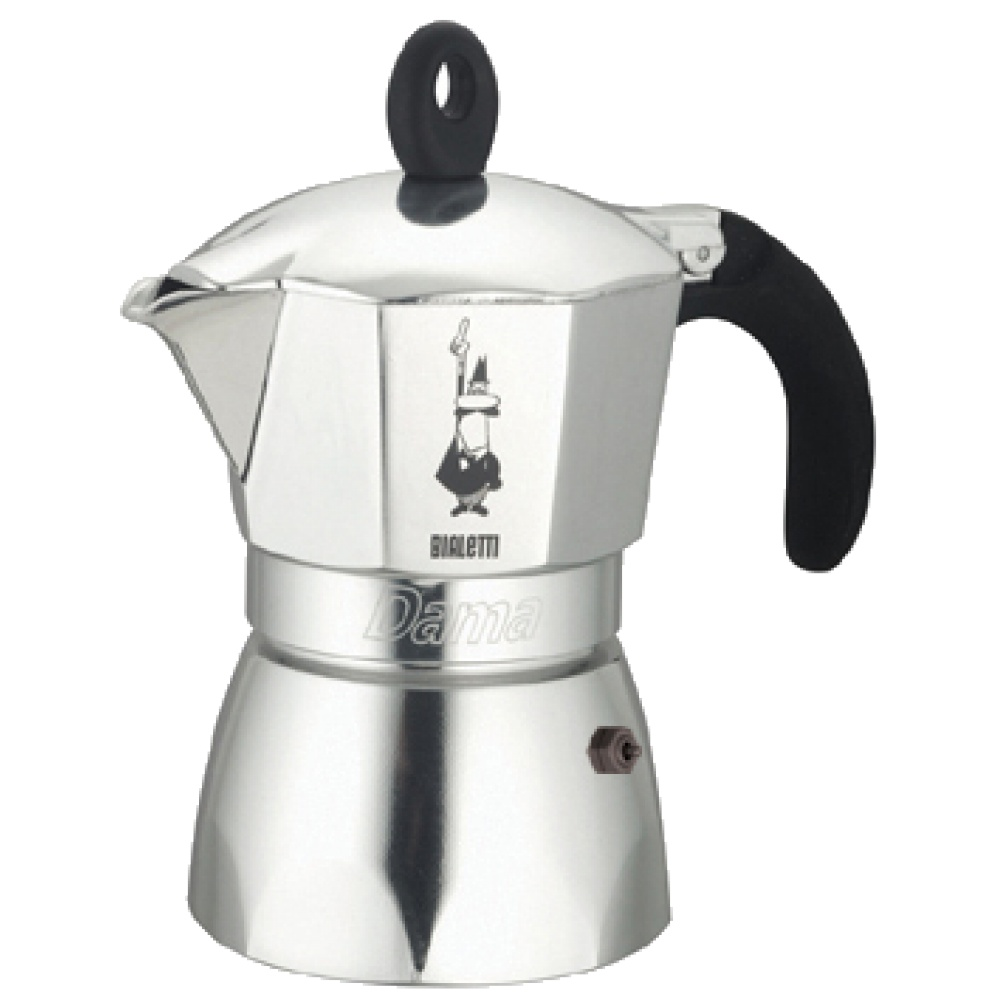Картинка кофеварка серая металлическая
