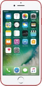 Смартфон Apple iPhone 7 (PRODUCT)RED Special Edition 256Gb