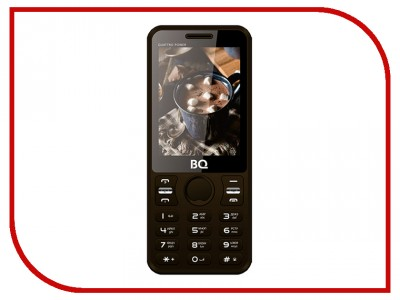 Сотовый телефон BQ Mobile BQ-2812 Quattro Power (BQ-2812 Quattro Power Brown)