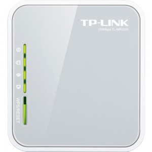 Wi-Fi точка доступа TP-LINK TL-MR3020 White