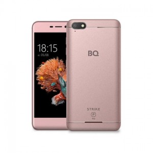 Смартфон BQ Mobile BQ-5037 Strike Power 4G Rose Gold