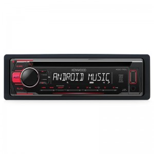 Автомагнитола CD/MP3 Kenwood KDC-110UR