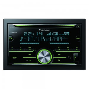 Автомагнитола CD/MP3 Pioneer FH-X730BT