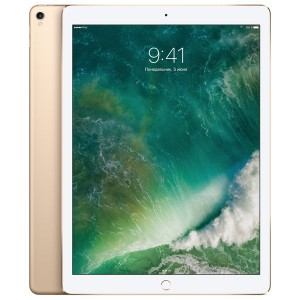 Планшет Apple iPad Pro 12.9 64Gb Wi-Fi + Cellular Gold