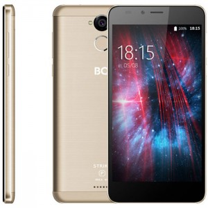 Смартфон BQ Mobile Strike Power Max 4G Gold Brushed (BQ-5510)