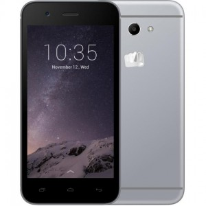 Смартфон Micromax Q346 3G 8Gb Gray