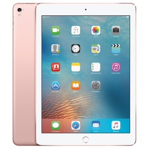 Планшет Apple iPad Pro 9.7 128Gb Wi-Fi+Cell. Rose Gold (MLYL2)