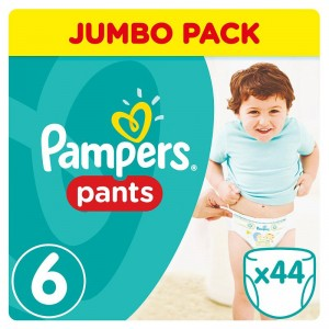 Подгузники Pampers Pampers Pants Extra Large (4015400674023)