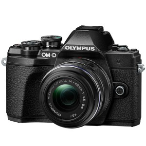Фотоаппарат системный Olympus OM-D E-M10 Mark III Kit 14-42 mm II R ()