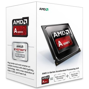 Процессор AMD A4 6300 (AD6300OKHLBOX)