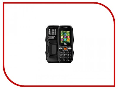 Сотовый телефон BQ Mobile BQ-1842 Tank mini (BQ-1842 Tank mini  Black)