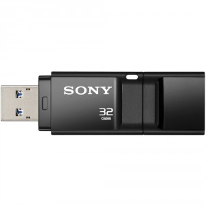 USB Flash накопитель Sony USM32X 32GB Black (31301345)