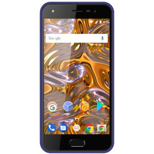 Смартфон BQ Mobile BQ-5012L Rich Dark-blue (BQ-5012L Rich Dark-Blue)