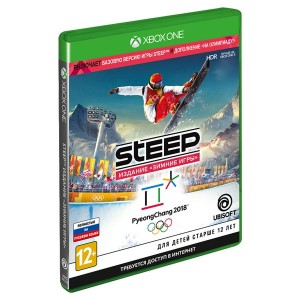 Видеоигра для Xbox One . Steep Winter Games Edition ()