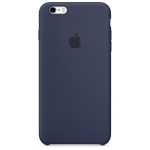Чехол для iPhone Apple Чехол-крышка Apple MKY22ZM для iPhone 6/6s, силикон, синий (MKY22ZM/A)