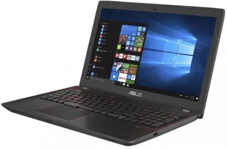 Ноутбук ASUS FX553VE-DM467T (90NB0DX4-M06970)