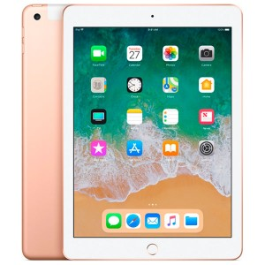 Планшет Apple iPad (2018) 32GB Wi-Fi + Cellular Gold(MRM02RU/A) ()
