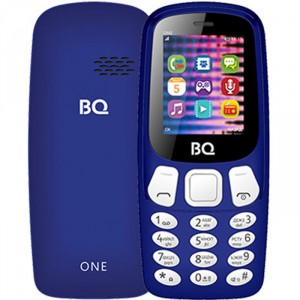 Сотовый телефон BQ Mobile BQ-1844 One (BQ-1844 One Dark-Blue)