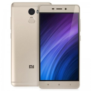 Смартфон Xiaomi Redmi 4 16GB Золотой