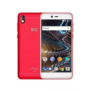 Смартфон BQ Mobile BQ-5209L Strike LTE Red (BQ-5209L Red)