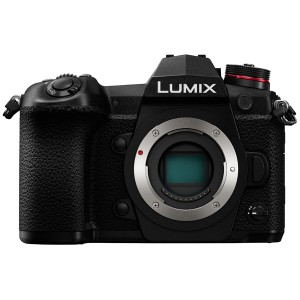 Фотоаппарат системный Panasonic DC-G9 Body Black ()