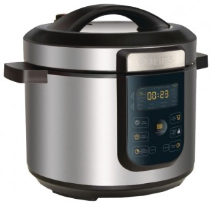 Мультиварка Philips Avance Collection Electric Pressure Cooker HD2173/03
